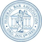 Federal bar Association Organized January 3rd 1920